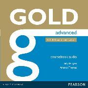 Cover-Bild zu New Gold Advanced 2015 Gold Advanced Class Audio CDs
