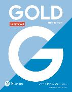 Cover-Bild zu New Gold Advanced NE 2019 Exam Maximiser with key von Edwards, Lynda
