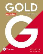 Cover-Bild zu New Gold Preliminary NE 2019 Coursebook von Walsh, Clare