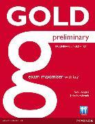Cover-Bild zu New Gold Preliminary Maximiser (with Key) von Burgess, Sally