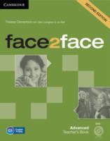 Cover-Bild zu face2face. Teacher's Book. Advanced von Clementson, Theresa