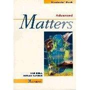 Cover-Bild zu Matters Advanced Students' Book - Advanced Matters von Gower, Roger