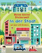 Cover-Bild zu Brooks, Felicity: Meine kleine Stickerwelt: In der Stadt