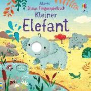 Cover-Bild zu Brooks, Felicity: Babys Fingerspielbuch: Kleiner Elefant