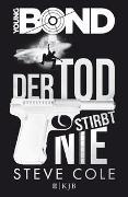 Cover-Bild zu Cole, Steve: Young Bond - Der Tod stirbt nie