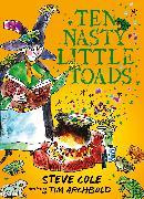 Cover-Bild zu Cole, Steve: Ten Nasty Little Toads (eBook)