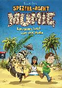 Cover-Bild zu Cole, Steve: Spezial-Agent Mumie - Kleopatra total von der Rolle (eBook)