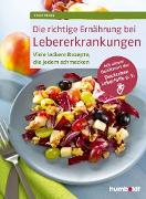 Cover-Bild zu Iburg, Anne: Die richtige Ernährung bei Lebererkrankungen (eBook)