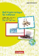 Cover-Bild zu Deutsch lernen mit Fotokarten - Sekundarstufe I/II und Erwachsene, DaZ-Kopiervorlagen für Anfänger - Schüler und Erwachsene lernen erste Wörter, Übungen, Spiele, Rätsel, Kopiervorlagen