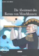 Cover-Bild zu Die Abenteuer des Barons von Münchhausen von Seiffarth, A. (Bearb.)