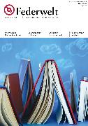 Cover-Bild zu Uschtrin, Sandra (Hrsg.): Federwelt 101, 04-2013 (eBook)