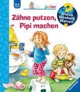 Cover-Bild zu Wieso? Weshalb? Warum? junior: Zähne putzen, Pipi machen (Bad 52) von Nahrgang, Frauke