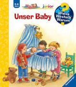 Cover-Bild zu Wieso? Weshalb? Warum? junior: Unser Baby (Band 12) von Weinhold, Angela