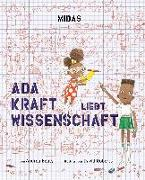 Cover-Bild zu Ada Kraft liebt Wissenschaft von Beaty, Andrea