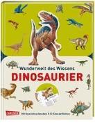 Cover-Bild zu Wunderwelt des Wissens - Dinosaurier von Jacobs, Pat