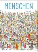 Cover-Bild zu Menschen von Spier, Peter