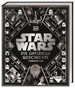 Cover-Bild zu Star Wars? Die offizielle Geschichte Neuausgabe von Baver, Kristin