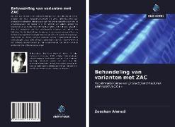 Cover-Bild zu Behandeling van varianten met ZAC von Ahmed, Zeeshan