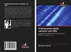 Cover-Bild zu Trattamento delle varianti con ZAC von Ahmed, Zeeshan
