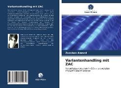 Cover-Bild zu Variantenhandling mit ZAC von Ahmed, Zeeshan