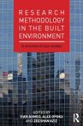 Cover-Bild zu Research Methodology in the Built Environment (eBook) von Ahmed, Vian (Hrsg.)