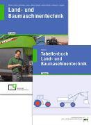 Cover-Bild zu Szeguhn, Stefanie: Paketangebot Land- und Baumaschinentechnik/Tabellenbuch Land- und Baumaschinentechnik