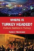Cover-Bild zu Hermann, Rainer: Where is Turkey Headed? (eBook)