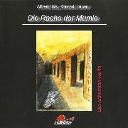 Cover-Bild zu Halver, Konrad: Die schwarze Serie, Folge 1: Die Rache der Mumie (Audio Download)