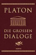 Cover-Bild zu Platon, Die großen Dialoge (Cabra-Lederausgabe) von Platon