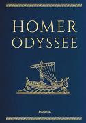 Cover-Bild zu Homer, Odyssee (Cabra-Lederausgabe) von Homer