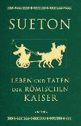 Cover-Bild zu Leben und Taten der römischen Kaiser (Cabra-Lederausgabe) von Sueton