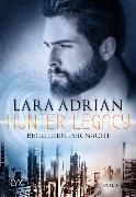 Cover-Bild zu Hunter Legacy - Begehren der Nacht von Adrian, Lara
