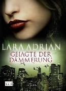 Cover-Bild zu Gejagte der Dämmerung von Adrian, Lara