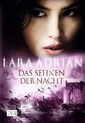 Cover-Bild zu Das Sehnen der Nacht von Adrian, Lara