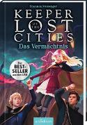 Cover-Bild zu Keeper of the Lost Cities - Das Vermächtnis (Keeper of the Lost Cities 8) von Messenger, Shannon
