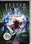 Cover-Bild zu Keeper of the Lost Cities - Der Angriff (Keeper of the Lost Cities 7) von Messenger, Shannon
