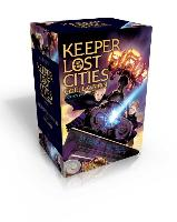 Cover-Bild zu Keeper of the Lost Cities Collection Books 1-3 von Messenger, Shannon