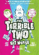 Cover-Bild zu The Terrible Two Get Worse (Uk edition) von Barnett, Mac