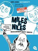 Cover-Bild zu Miles & Niles - Schlimmer geht immer von John, Jory