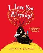 Cover-Bild zu I Love You Already! (eBook) von John, Jory