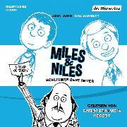 Cover-Bild zu Miles & Niles - Schlimmer geht immer (Audio Download) von John, Jory