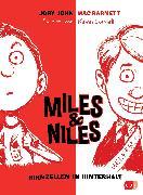 Cover-Bild zu Miles & Niles - Hirnzellen im Hinterhalt (eBook) von John, Jory