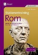 Cover-Bild zu Stationentraining Rom von Schmitz, Claudia