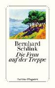 Cover-Bild zu Die Frau auf der Treppe von Schlink, Bernhard