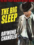 Cover-Bild zu The Big Sleep (eBook) von Chandler, Raymond