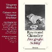 Cover-Bild zu Der große Schlaf (Audio Download) von Chandler, Raymond