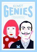 Cover-Bild zu Kunst-Genies von Clarke, Rebecca (Illustr.)