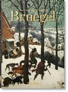 Cover-Bild zu Bruegel. The Complete Paintings. 40th Anniversary Edition von Müller, Jürgen