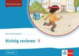 Cover-Bild zu Mein Anoki-Übungsheft. Richtig rechnen 1. Übungsheft Klasse 1