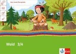 Cover-Bild zu Mein Anoki-Übungsheft. Wald. Arbeitsheft Klasse 3/4